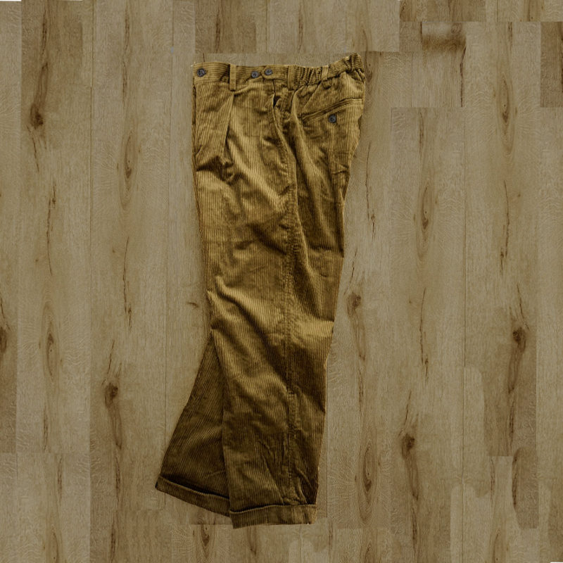 6W Corduroy Trousers