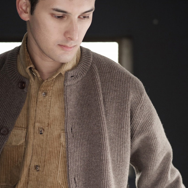 6W Corduroy Shirt / Trousers