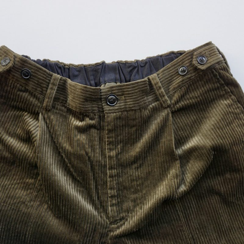 6W Corduroy Trousers